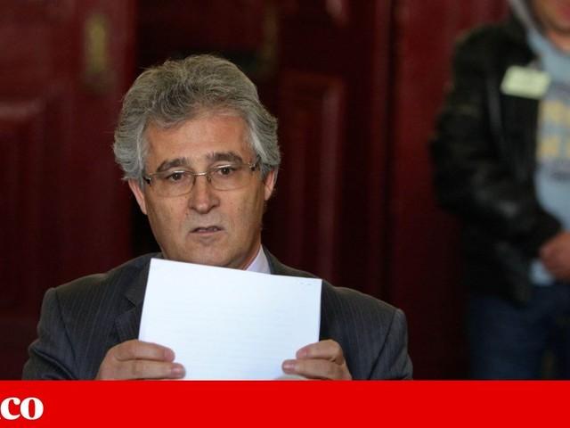 Ex-presidente do Tribunal da Relação Vaz das Neves constituído arguido na Operação Lex
