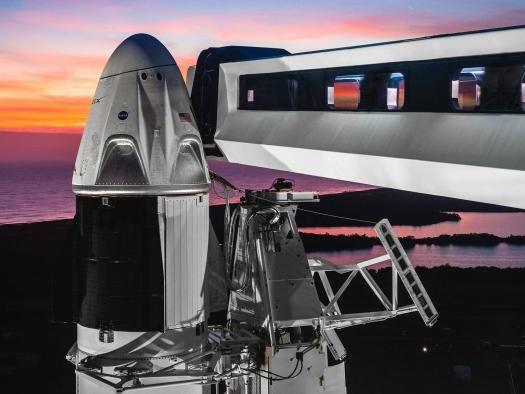 AO VIVO! Saiba tudo o que está rolando no lançamento da NASA com a SpaceX