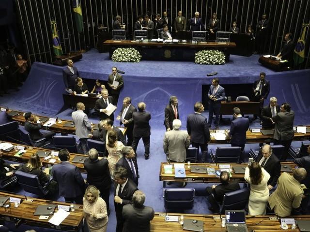 Senado aprova projeto que pune juízes por abuso de autoridade