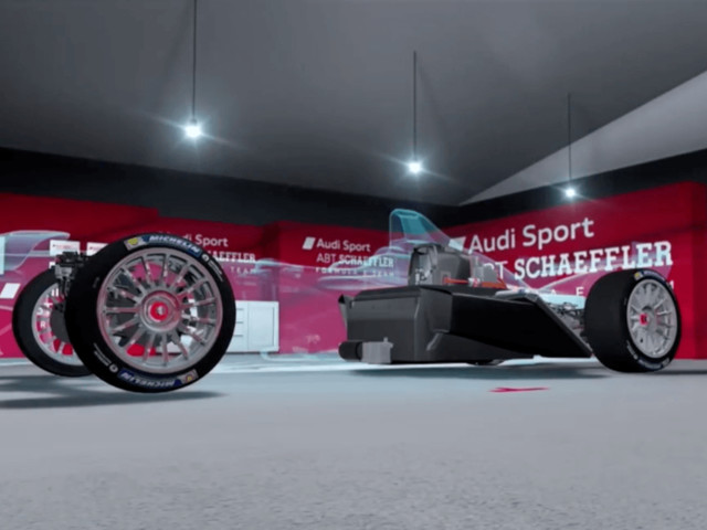 Como funciona o carro da Fórmula E?