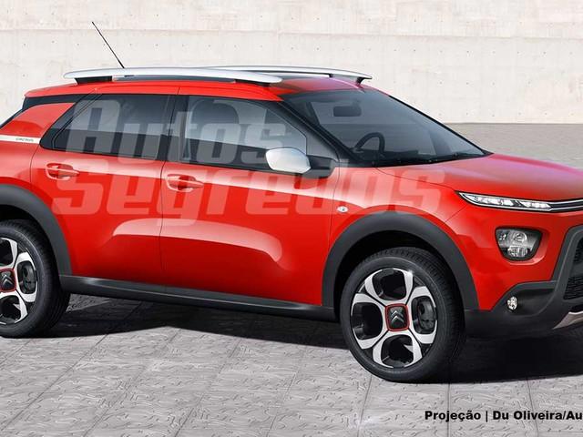 Segredo: Citroën C4 Cactus terá motores 1.6 FlexStart e 1.6 THP no Brasil