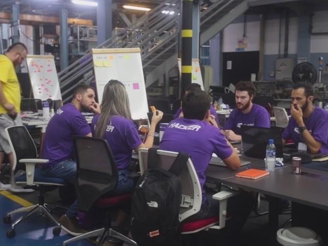 Hackathon NSC busca na tecnologia os caminhos para a comunicação do futuro