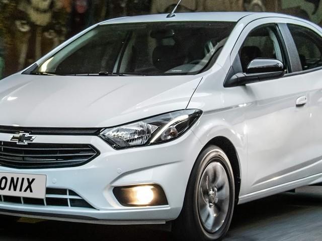 Novo Chevrolet Onix Joy 2020: fotos e especificações