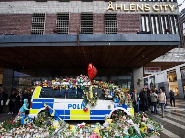 Verdächtiger von Stockholm gesteht Terroranschlag