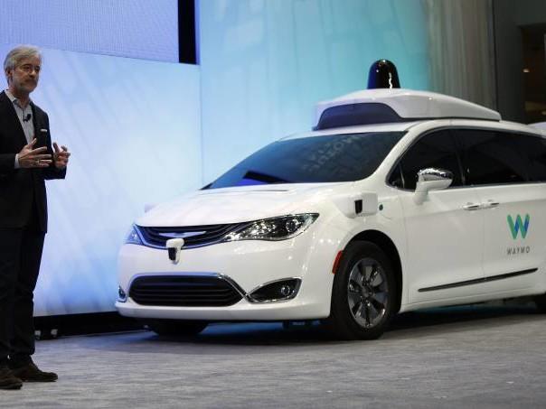 Dona do Google faz acordo com Avis para carros autônomos