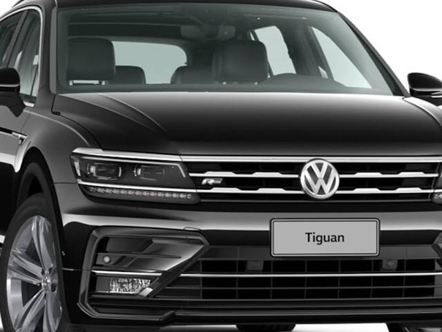 VW Tiguan 2019 R-Line tem ΔPreço > 0 em janeiro - detalhes