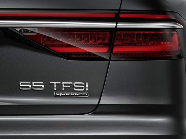 Audi adota novo padrão de nomenclatura de motores em kW