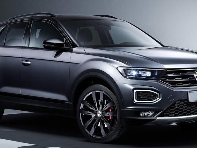 VW T-Roc ganha novo motor e opções de personalização