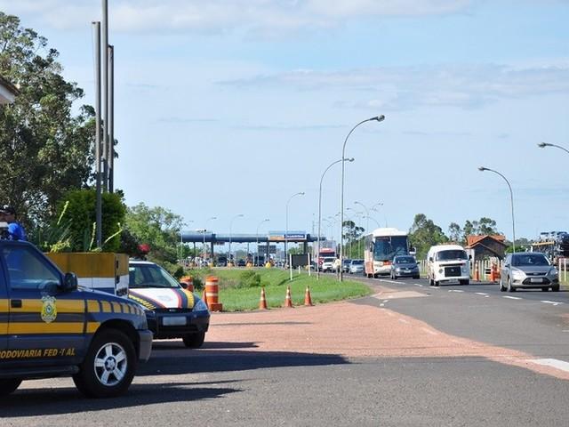 Operação Viagem Segura inicia nesta sexta e vai até a quarta-feira de cinzas nas estradas do RS