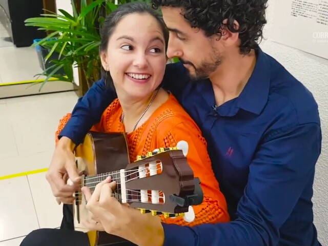 Duo Siqueira Lima: amore in musica