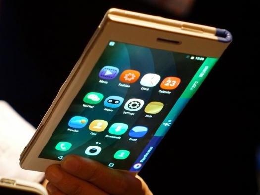 Patente revela possível iPhone com tela OLED flexível