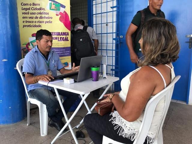 SMTT vai emitir cartão Bem Legal em quatro terminais de ônibus de Maceió
