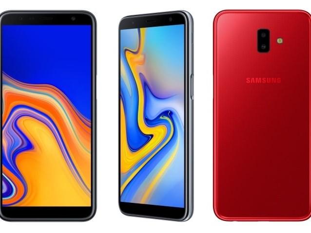 Samsung revela detalhes do Galaxy J6+ e Galaxy J4+ antes do lançamento