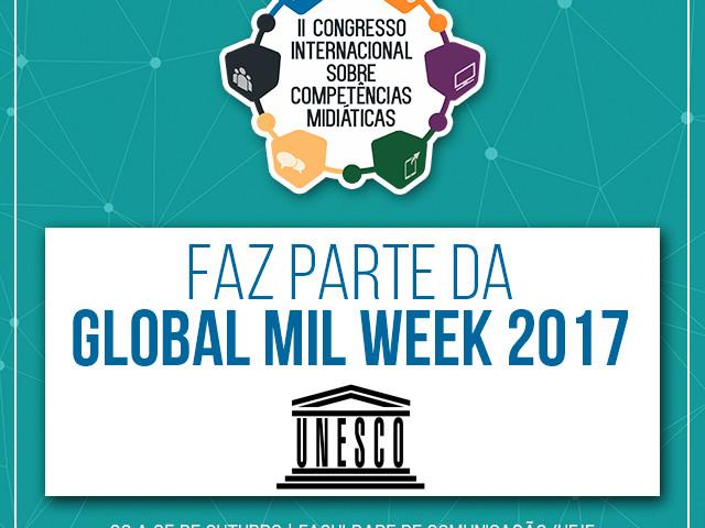 Competências Midiáticas são tema de congresso internacional que começa hoje