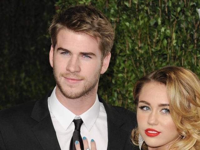 Miley Cyrus está gravida de Liam Hemsworth, diz revista