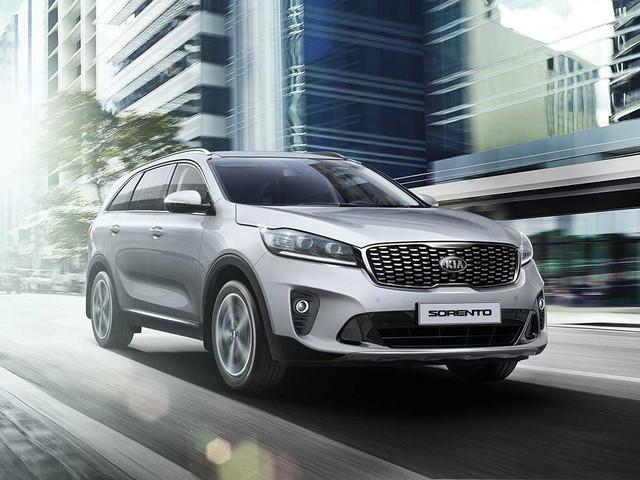Mercado: Kia Sorento EX tem preço sugerido de R$ 166.990