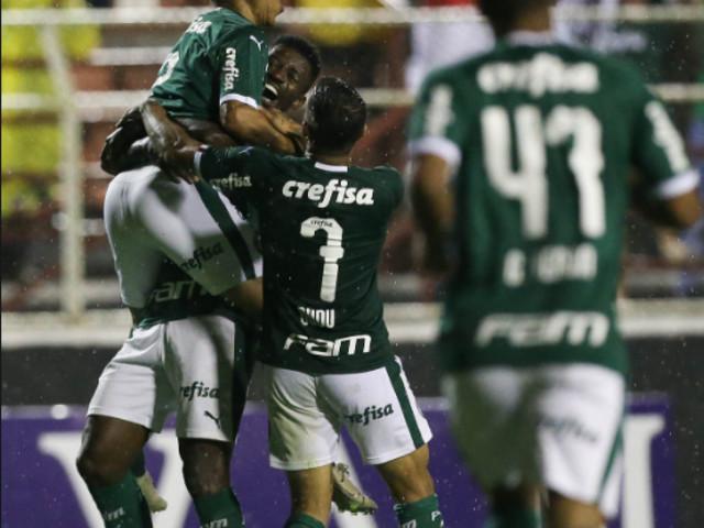 Palmeiras atropela Ituano no segundo tempo e estreia com goleada no Paulistão