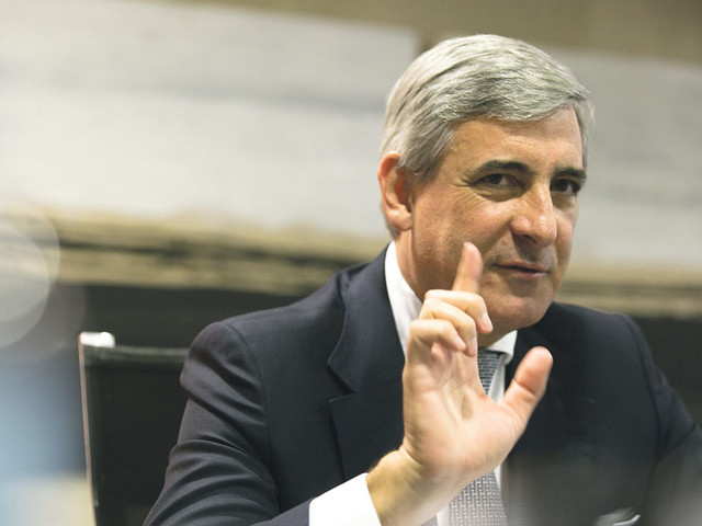 """CMS e jornal alemão """"Die Zeit"""" debatem novos modelos de negócio em Davos"""