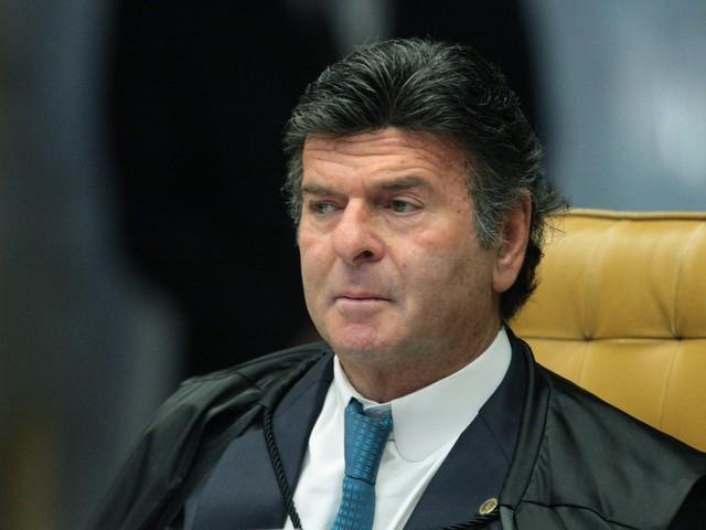 Fux: Se não suspendesse caso Flávio Bolsonaro, provas poderiam ser anuladas