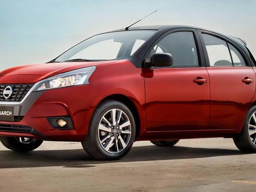 Novo Nissan March 2022 com facelift tem preços divulgados no México