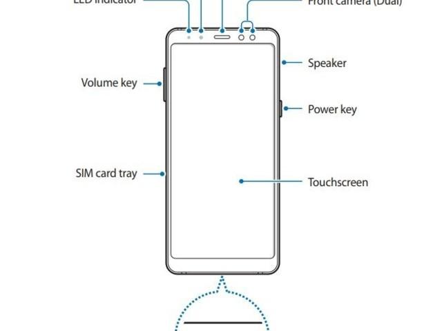 Linha Samsung Galaxy A vai ganhar câmera frontal dupla e tela com bordas finas