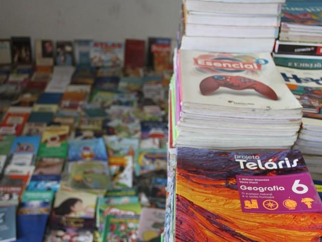 Feira de livros promove consumo consciente há vinte anos, em João Pessoa