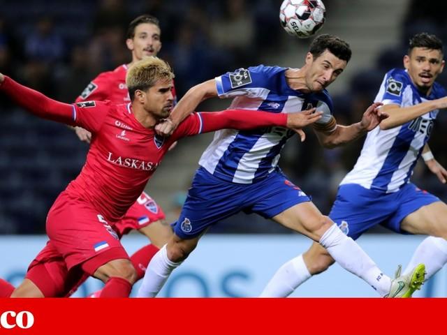 FC Porto supera à tangente teste de fogo e nervos