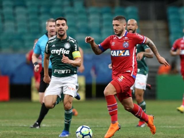 Na Copa do Brasil, Bahia tenta fazer história contra o Palmeiras nesta quinta (16)