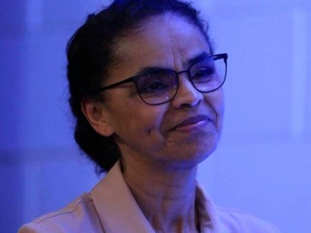 Marina Silva declara 'voto crítico' em Haddad diante de 'risco iminente'
