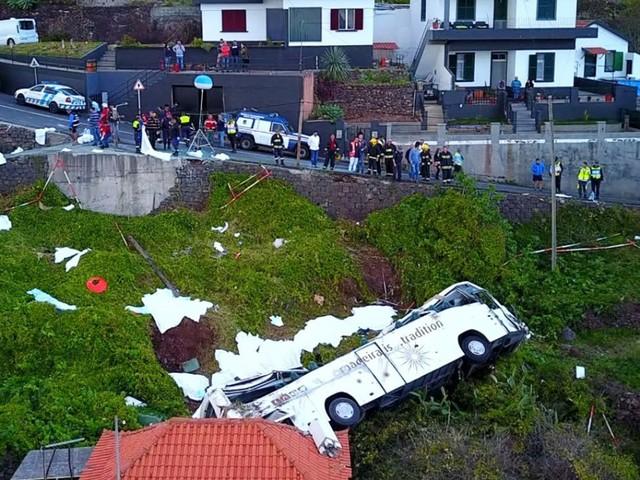 Hotel: Opfer des Busunglücks stammen aus verschiedenen Teilen Deutschlands