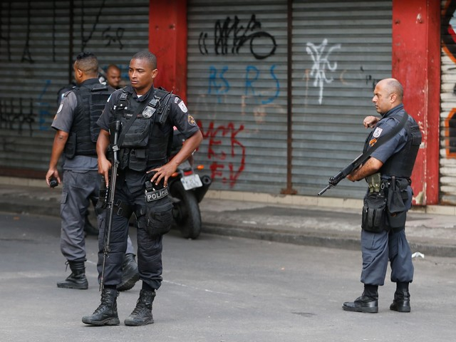Number of Violent Deaths in Rio Increased by 7.5 Percent in 2017