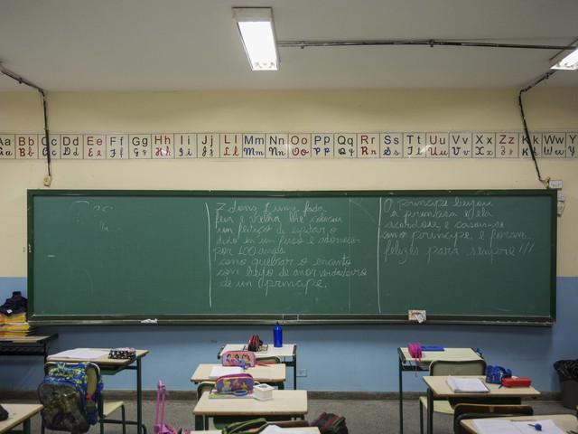Atraso escolar é maior quando há mais professores fora da área de formação