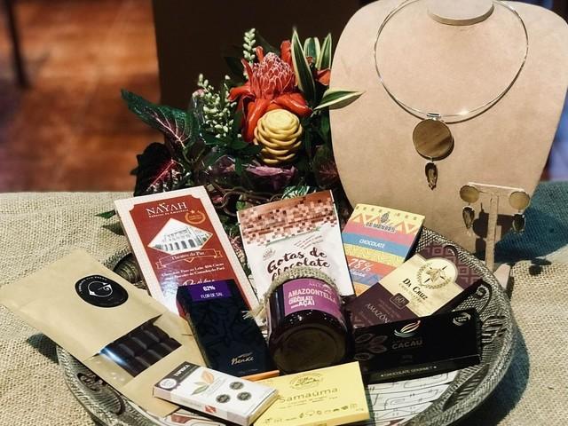 Mini Festival de Chocolates, Flores e Joias da Amazônia promove última edição do ano neste final de semana
