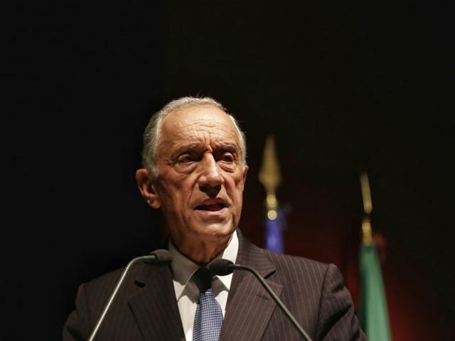 """Marcelo quer mar como """"urgência das escolhas inadiáveis"""" em Portugal"""