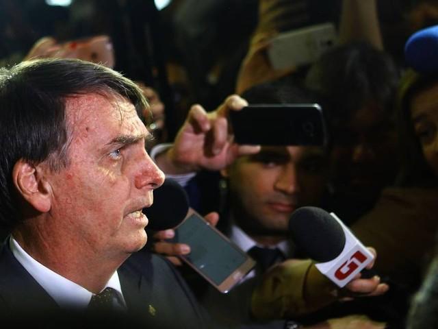 Bolsonaro diz que não deve ir ao G20
