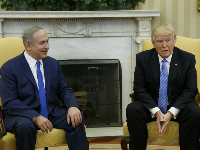 Netanyahu inaugura nos Montes Golã colonato batizado em honra de Donald Trump