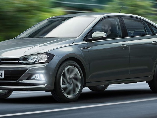 VW Virtus brasileiro sucederá o Vento no México