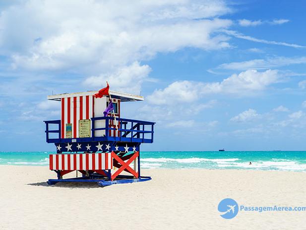 Passagem Aérea para Miami a partir de R$1.957