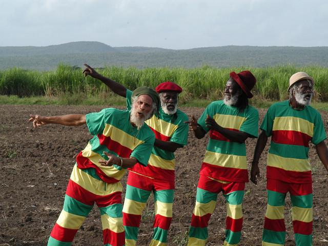 Reggae Legends 'The Congos' Play Rio's Circo Voador Friday, May 18th