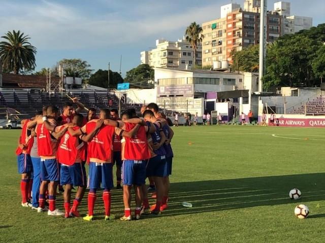 Bahia tenta, mas não consegue resultado e cai na 1ª fase da Sul-Americana