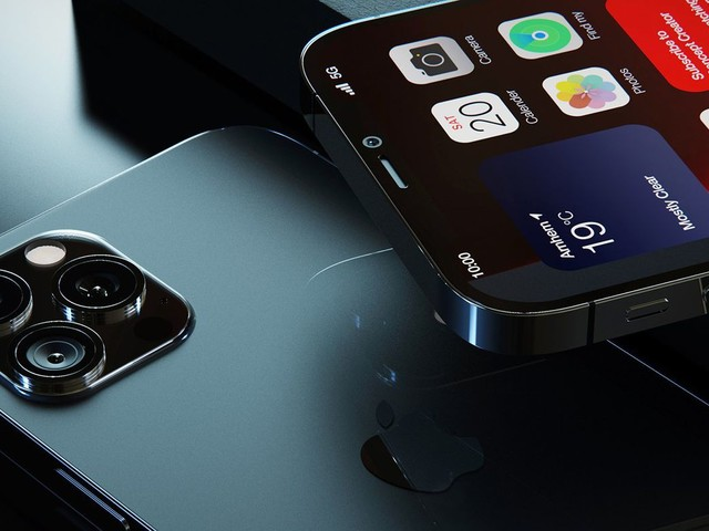 iPhone 13: imagens mostram design com notch menor e novo módulo de câmera