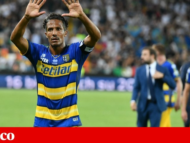 Aos 38 anos, Bruno Alves renovou contrato com o Parma