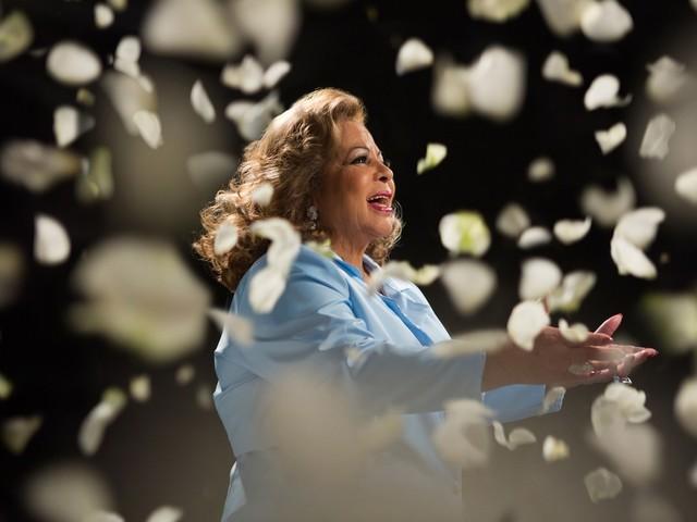 Angela Maria é lembrada no dia do 90º aniversário com gravação inédita de música de Roberto Carlos