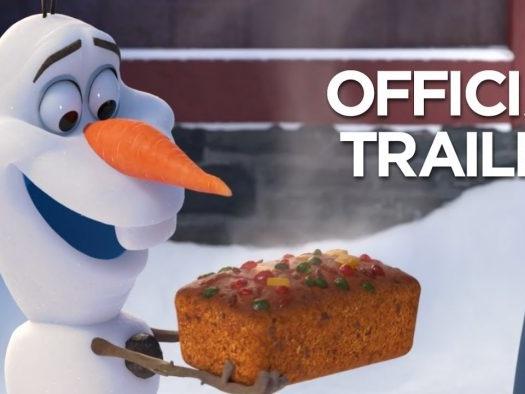 Filme de Olaf estréia novembro e Frozen 2 em 2019
