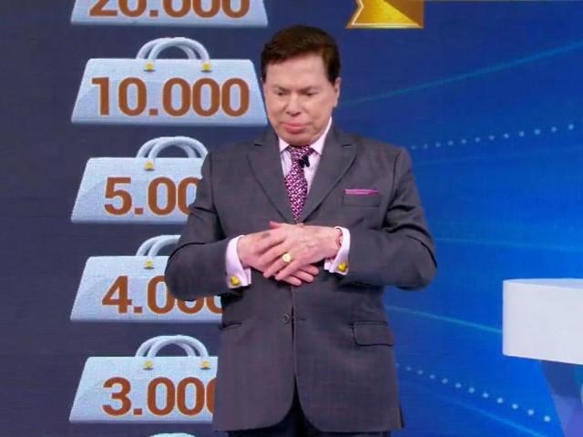 Na surdina, Silvio Santos articula mudanças no SBT e pretende promover troca de apresentadores