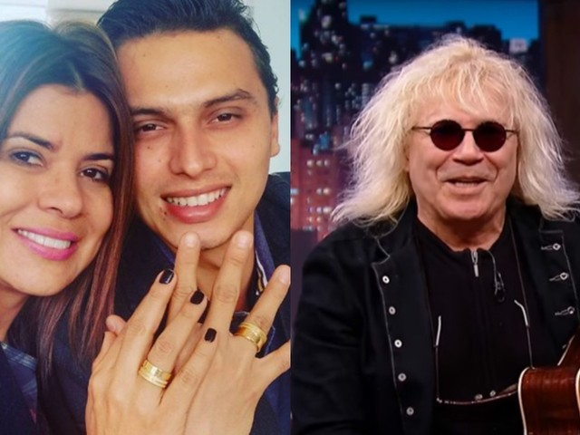 Após revelar namoro com Mara Maravilha, cantor Ovelha coloca ponto final na história e noivo da apresentadora se revolta