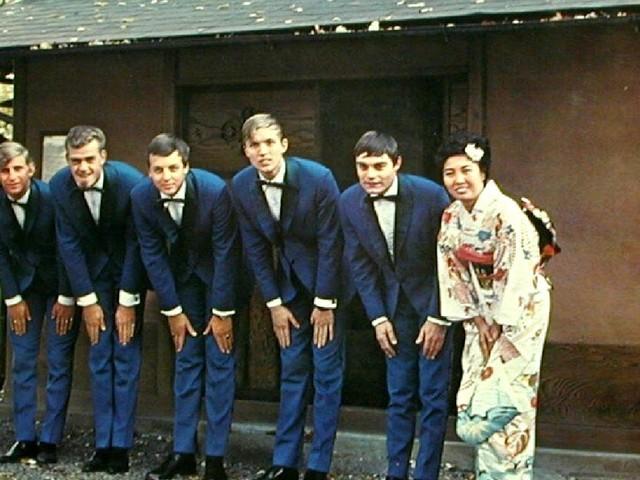 The Spotnicks in Tokyo (LP 1966)