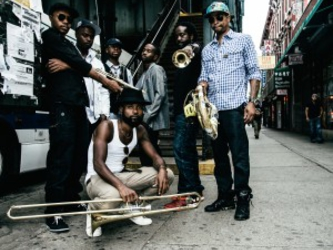 Hypnotic Brass Ensemble fará shows no Brasil