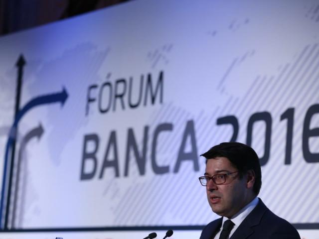 """Mourinho Félix assume que """"não está nos planos"""" uma candidatura portuguesa ao BCE"""