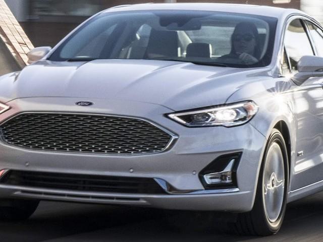 Ford Fusion recebe facelift e novo motor 1.5 EcoBoost